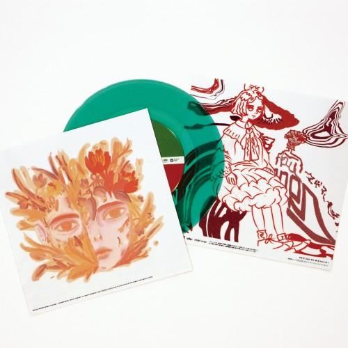 ミルクチョコ / Mademoiselle [Green Vinyl/7inch]